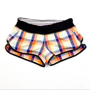 Lululemon Low Rise Athletic Shorts size 6